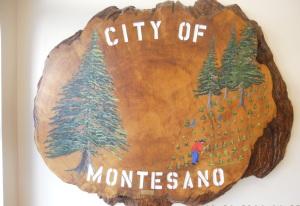 Monte sign