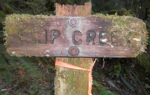 Elip Creek Sign