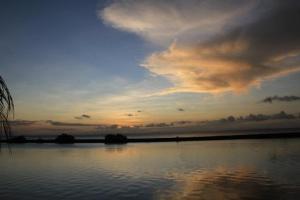 Maria - Cloudy Sunset