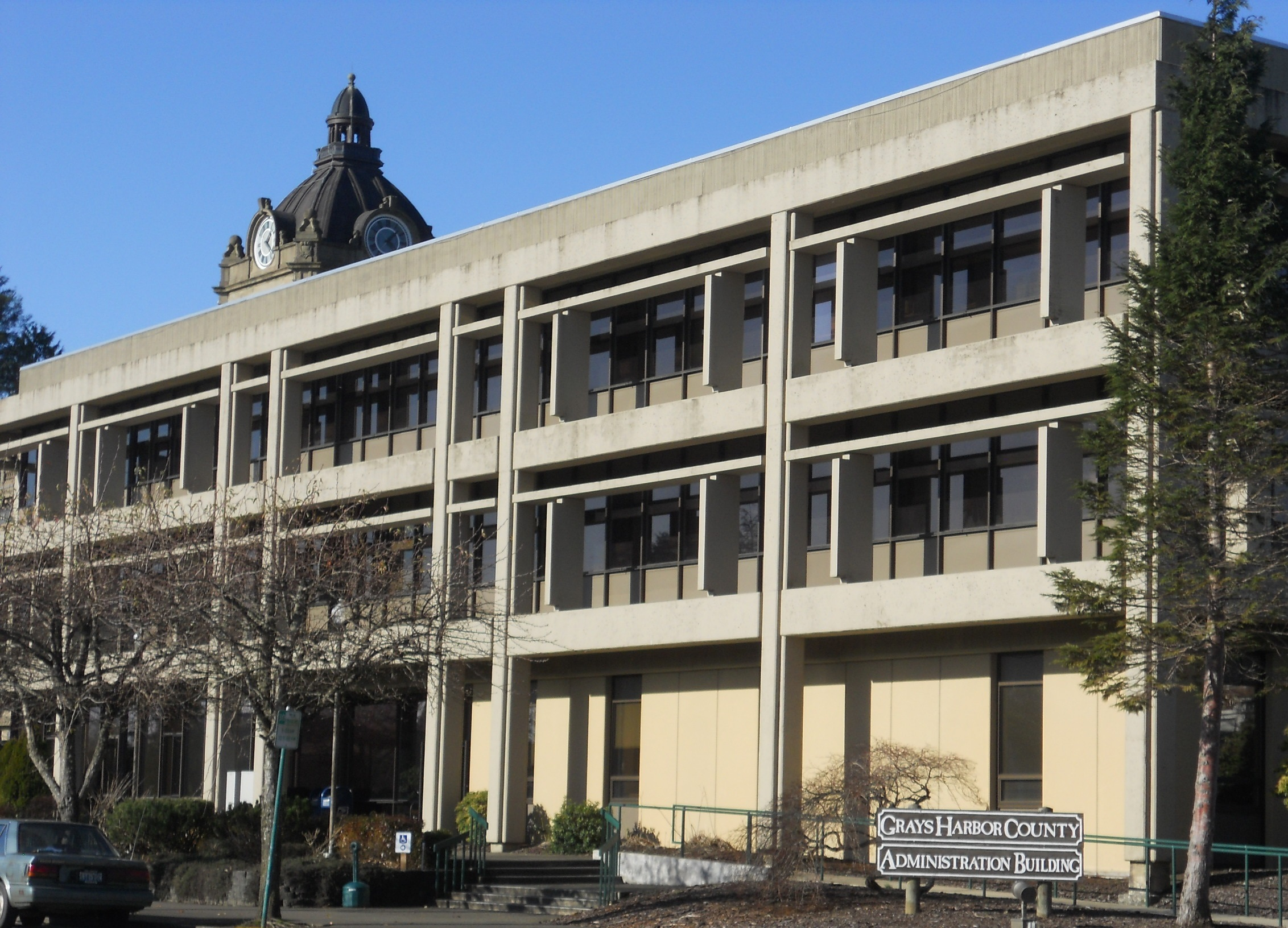 Around the Grays Harbor County Commission in 90 Seconds ...