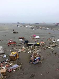 Ocean Shores trash